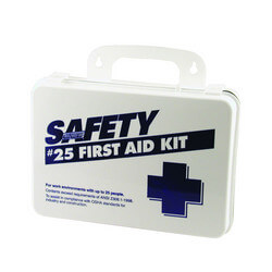 10-Unit First Aid Kit Product Image