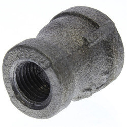 "3/8"" x 1/4"" Black Coupling Product Image"