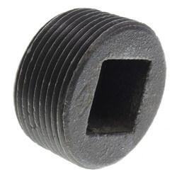 "1"" Black Countersunk Plug Product Image"