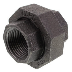 "1"" Black Union Product Image"