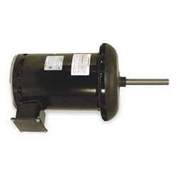 "5-5/8"" Deluxe Commercial Condenser Motor w/ 5/8"" Shaft (4.0/2.0A) Product Image"