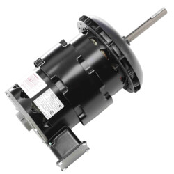 "5-5/8"" 3 Ph. Comm. Condenser Fan Motor (200-230/460V, 1120 RPM, 1 HP) Product Image"