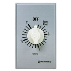 FF Series Commercial Auto-Off Timer, SPST (2 Hours) Product Image