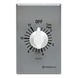 FF Series Commercial Auto-Off Timer, SPDT (12 Hours) Product Image
