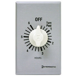 FF Series Commercial Auto-Off Timer, SPDT (6 Hours) Product Image