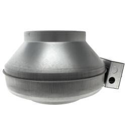 """FG Series Round Inline<br>Exhaust Fan, 8"""" Duct,<br>EC Motor (428 CFM) Product Image"""
