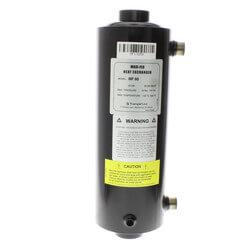 MF 80 Maxi-Flo Stainless Steel Pool & Spa Heat Exchanger (95,000 BTU)