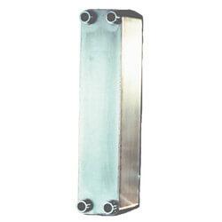 "120 Plate, 2"" Threaded TTP Brazed Plate Heat Exchanger (10"" x 20"")"