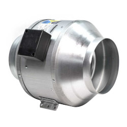 "FKD Round Inline Mixed Flow Centrifugal Fan, 16"" Duct, 230/460V (4274 CFM) Product Image"