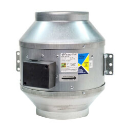 """FKD Round Inline Mixed Flow Centrifugal Fan, 16"""" Duct, 230/460V (4274 CFM) Product Image"""