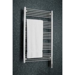 """20"""" x 33"""" Fain Hydronic Stainless Steel Towel Radiator (FTR-3320) Product Image"""
