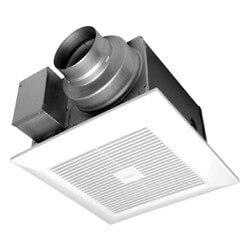 ceiling ventilation fan led light 50 80 110 cfm product image. Black Bedroom Furniture Sets. Home Design Ideas
