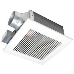 WhisperFit 110 CFM Ceiling Ventilation Fan