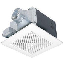 WhisperGreen 80 CFM Ceiling Ventilation Fan