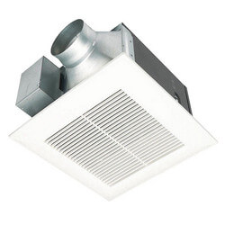 WhisperCeiling 50 CFM Ceiling Ventilation Fan