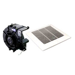 WhisperValue White<br>50 CFM Motor & Grille Contractor Pack (0.4 Sone) Product Image