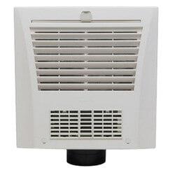 Fv 07vfh3 Panasonic Fv 07vfh3 Whisperfit Warm 70 Cfm Ceiling Ventilation Fan Heater