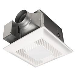 WhisperGreen-Lite 80 CFM Ceiling Ventilation Fan w/ Light