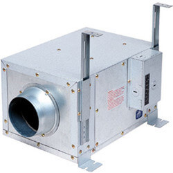 WhisperLine 120 CFM Remote Mount In-Line Ventilation Fan