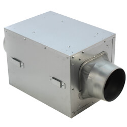 WhisperLine 340 CFM Remote Mount In-Line Ventilation Fan