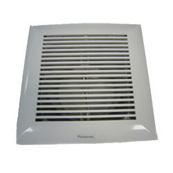 """WhisperLine Installation Kit - 6"""" Duct Inlet Grille Product Image"""