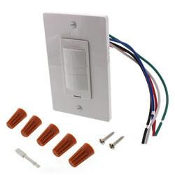 WhisperControl Preset Countdown & Hour Timer Fan & Light Ctrl (White) Product Image
