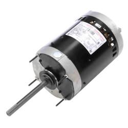 "6-1/2"" Single Phase Stock Motor (200-230/460V, 1075 RPM, 1 HP) Product Image"