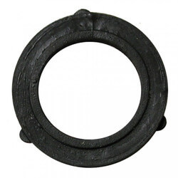 """3/4"""" Vinyl Garden Hose Washer, Box of 100 (Lead Free) Product Image"""