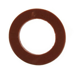 """3/4"""" Rubber Garden Hose Washer (Lead Free) Product Image"""