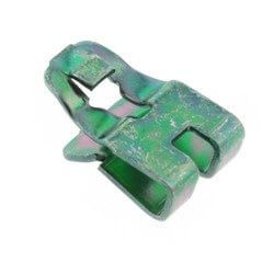 Zinc Box Grounding Clip Product Image
