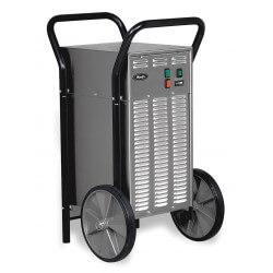 Fantech 124-pint Heavy Duty Steel Dehumidifier (115V/5A) Product Image