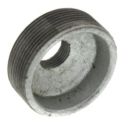 "2"" x 3/8"" Galvanized Malleable Hex Bushing Product Image"