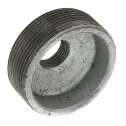 "2"" x 1/2"" Galvanized Malleable Hex Bushing Product Image"
