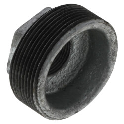 "2"" x 3/4"" Galvanized Malleable Hex Bushing Product Image"