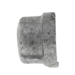 "1/8"" Galvanized Malleable Cap Product Image"