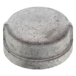 "2"" Galvanized Malleable Cap Product Image"