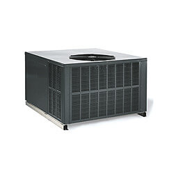 Goodman 2 Ton 13 SEER Packaged Dedicated Horizontal Heat Pump, R-410A Refrigerant Product Image