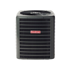 Goodman 2 Ton 13 SEER Central Air Conditioner w/ R410A Refrigerant