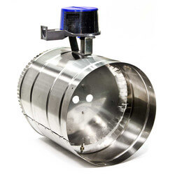 "10"" Automatic GVD Vent Damper"