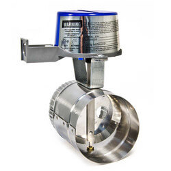 "5"" Automatic GVD Vent Damper"