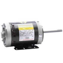 "6-1/2"" PSC Motor, 1-1/2 HP, 1140 RPM, Reversible (208-230/460V) Product Image"