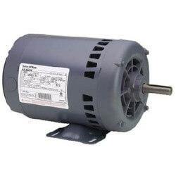 "6-1/2"" Vertical Condenser Fan Motor (200-230/460V, 1140 RPM, 1/2 HP) Product Image"