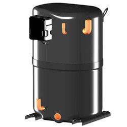 58,400 BTU Reciprocating Compressor w/ POE Oil<br>R-22/R407C, 5 HP (460V) Product Image