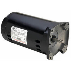 3-Phase Sql. Cage Pool & Spa Motor (208-230/460V, 3450 RPM, 1 HP) Product Image