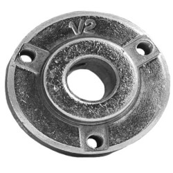"Hub (1/4"" Bore,<br>1 Set Screws) Product Image"