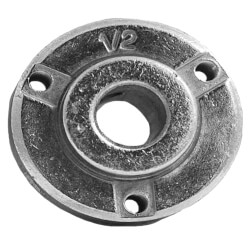 "Universal Hex Hubs (1/2"" Bore, 2 Set Screws) Product Image"