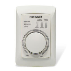 Manual Humidistat Control