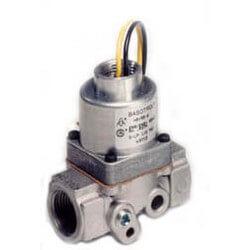 "1/4"" Basotrol Automatic Gas Shutoff Valve 120V (100,000 BTU) Product Image"