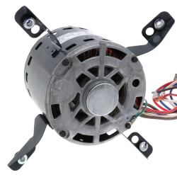 1/2 HP, 3-Speed Blower Motor (115V, 1075 RPM) Product Image