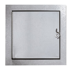 "18"" x 18"" Fiberglass Duct Access Door, Hinged Product Image"